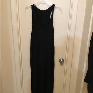New York & Co Women's Racerback Maxi Dress